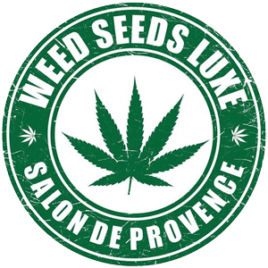 logo weed seeds luxe