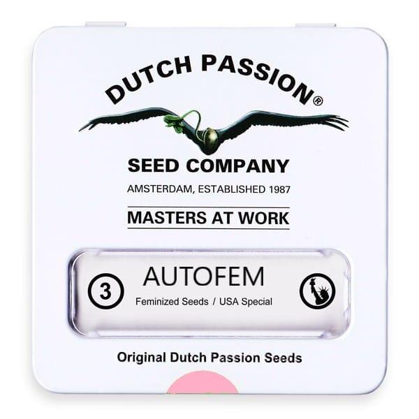 Graine de collection dutch passion x3 autoflo