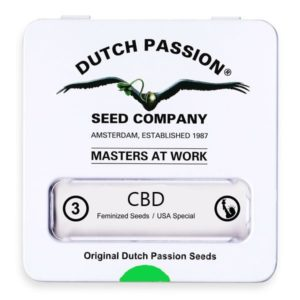 Graine de collection dutch passion x3 cbd