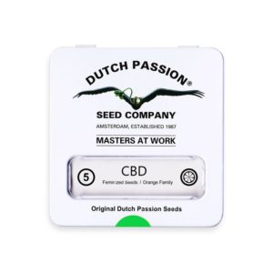 DUTCH PASSION X5 (CBD)