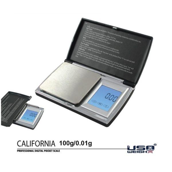 BALANCE - USA WEIGH - CALIFORNIA