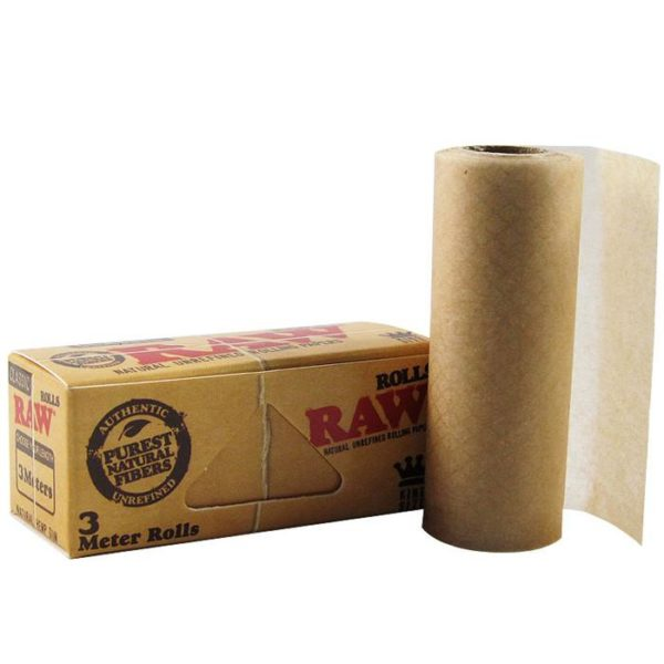 rolls raw kingsize slim 3M