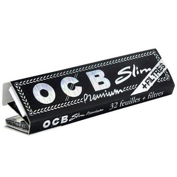 OCB Premium slim + filtre