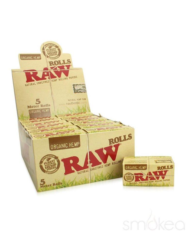 Rolls Raw Organic