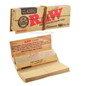 Raw classic single wide + tis