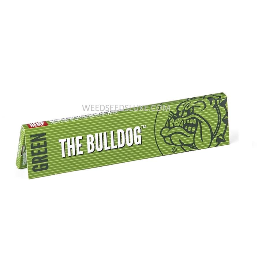 The bulldog Green