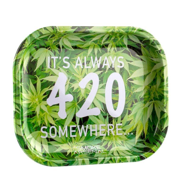 """Plateau de roulage """"420"""" en Métal"""