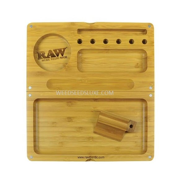 """Plateau de roulage RAW """"Bamboo"""""""