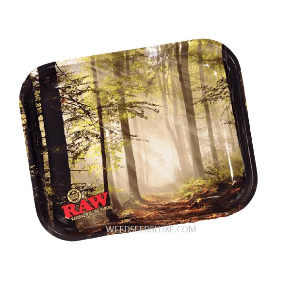 """Plateau RAW """"Smokey Forest"""""""