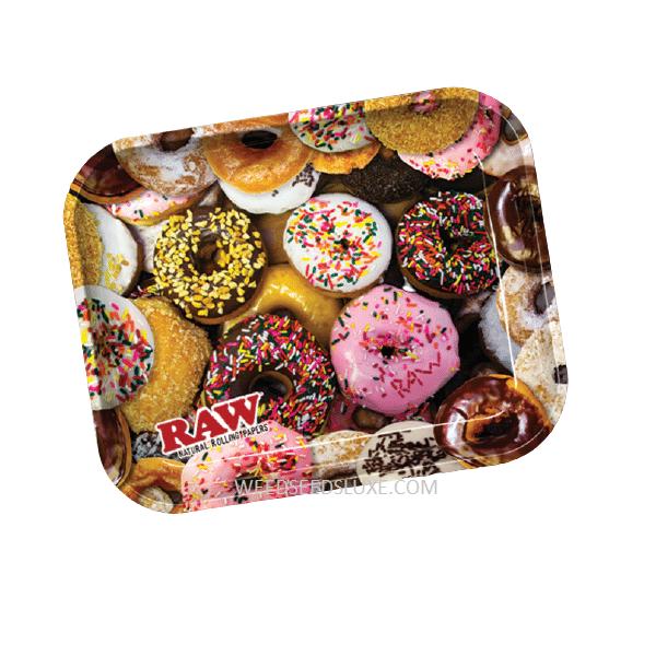 RAW donuts