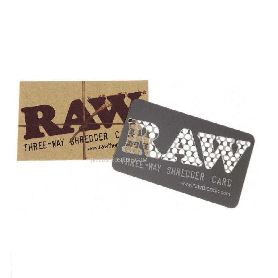 Carte Grinder ''RAW''