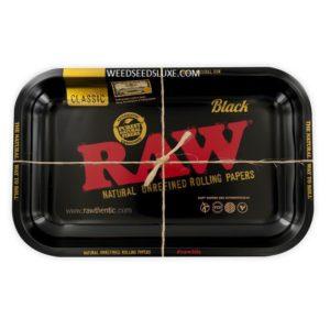 Plateau Black & Classic de chez ''RAW''