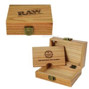 Boite bois Raw