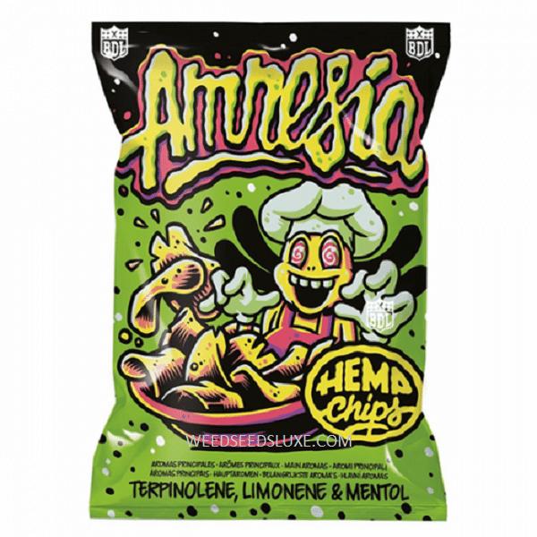 Amnesia hemp chips