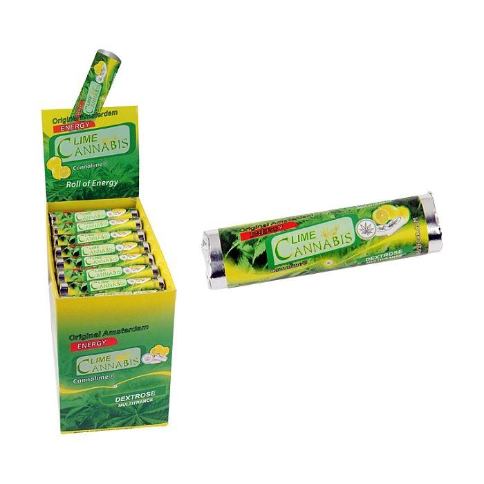 Bonbon Cannabis Roll of Energy Citron