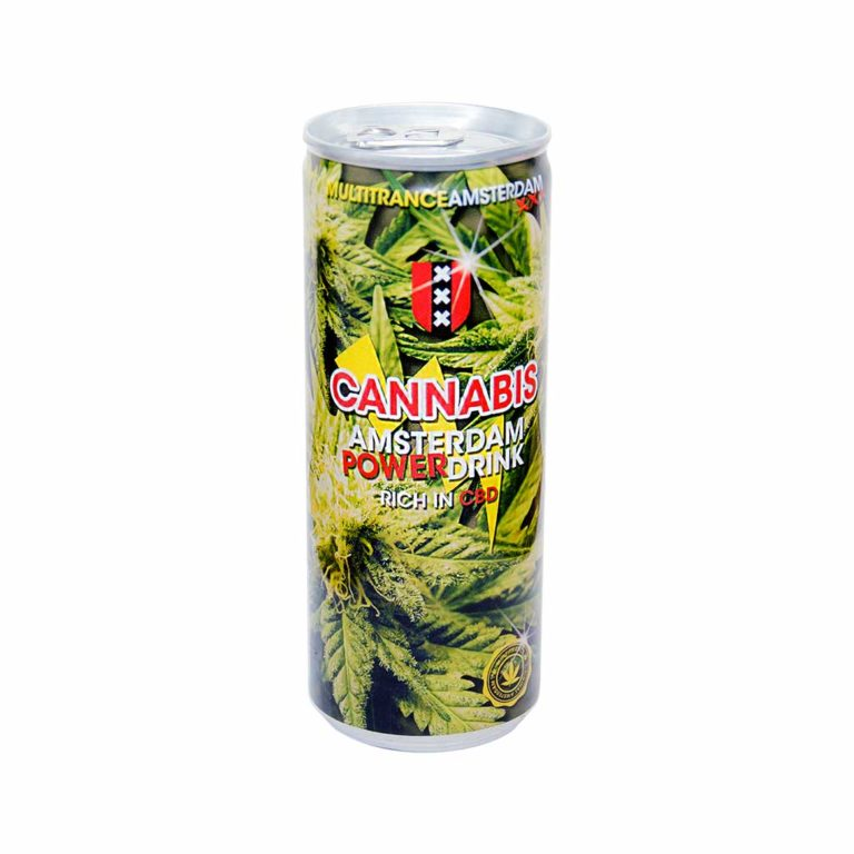 Boisson Energisante Canna Booster