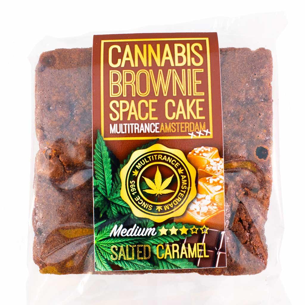 """Brownie Cannabis """"Caramel"""""""