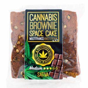 "Brownie Cannabis ""Chocolat"""