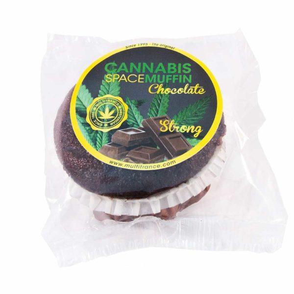 "Space Muffin ""Chocolat"""