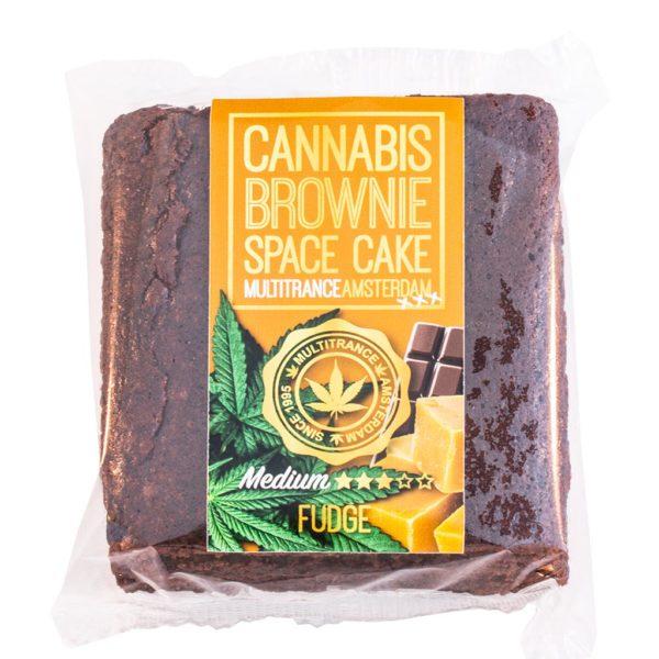 """Brownie Cannabis """"Fudge"""""""