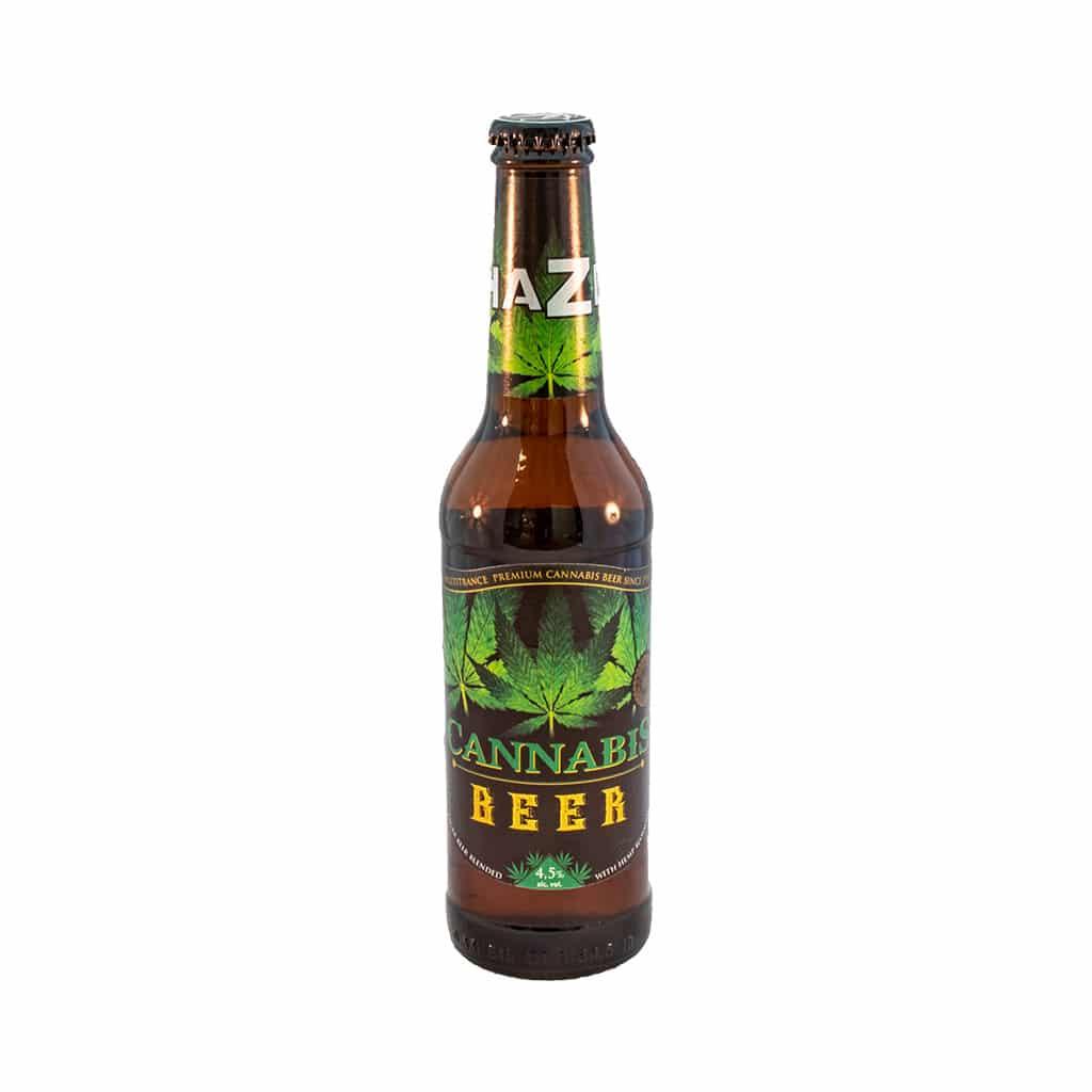 """Bière Cannabis """"Green Leaf"""""""