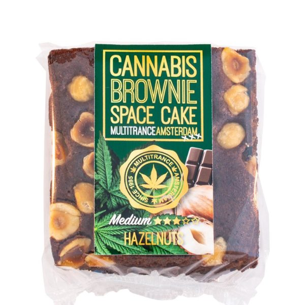 "Brownie Cannabis ""Noisette"""