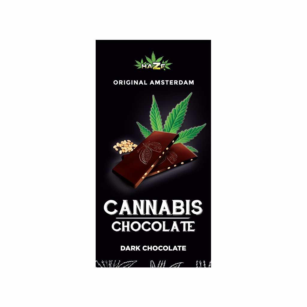 Chocolat Noir Cannabis HaZe