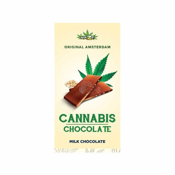 Chocolat au Lait Cannabis HaZe