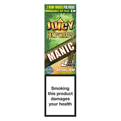 Juicy Jay's Blunt Chanvre Manic