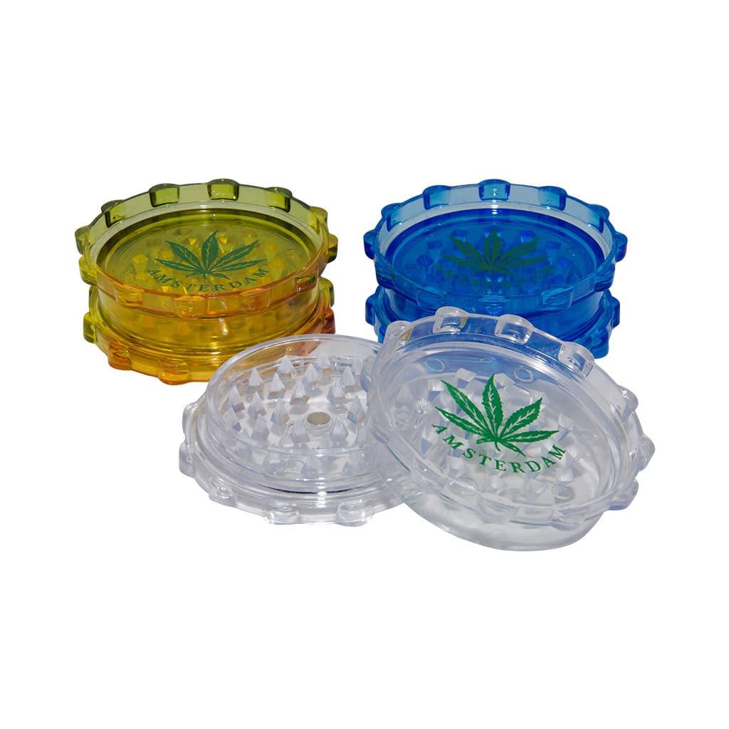 Grinder Plastique (55mm)