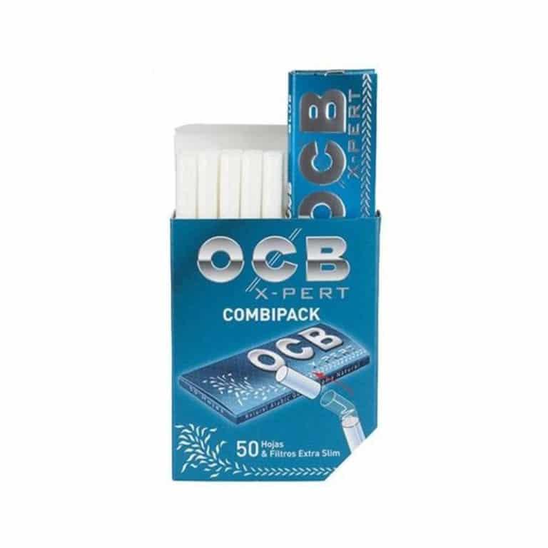 OCB X-Pert Combi Pack