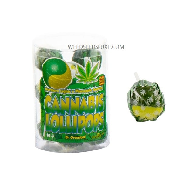 lollipops pineapple