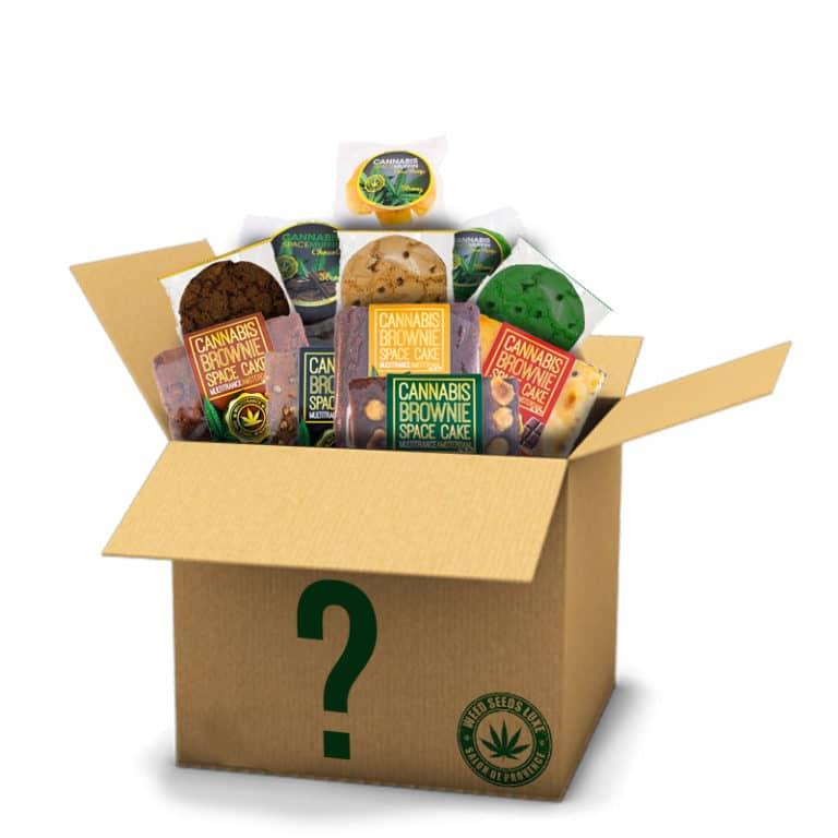 Box Alimentaire Mystère