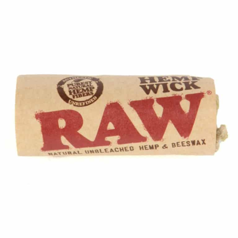 "RAW Mèche ""Hempwick"" 3M"