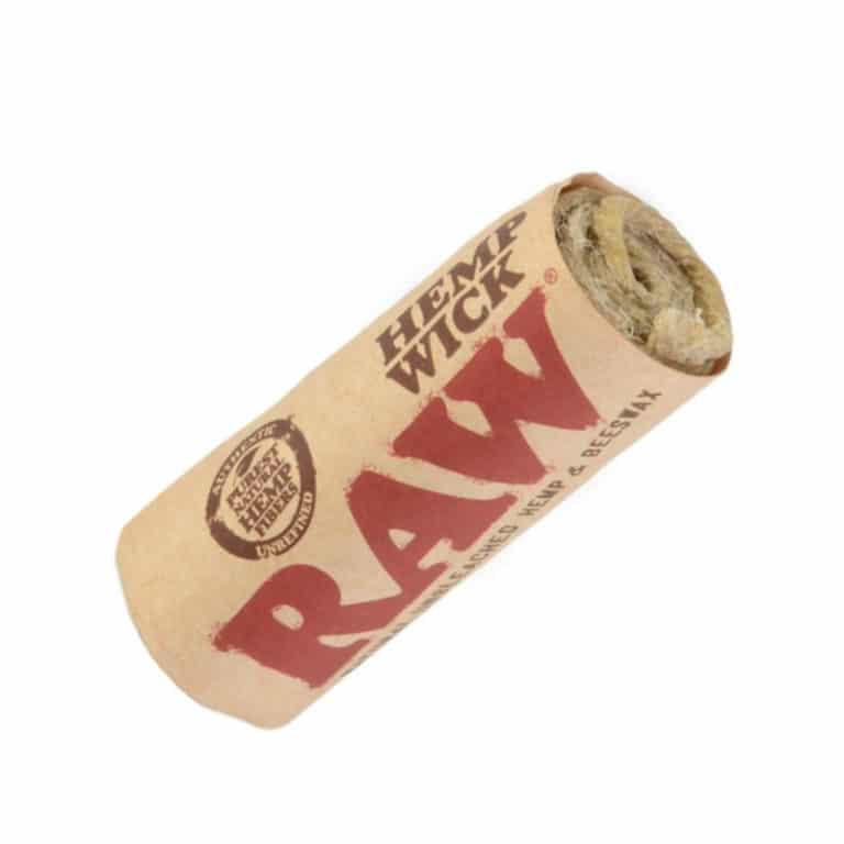 "RAW Mèche ""Hempwick"" 6M"