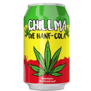 Cola au CBD