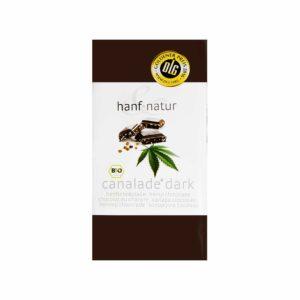 Chocolat Noir au Chanvre Hanf&Natur