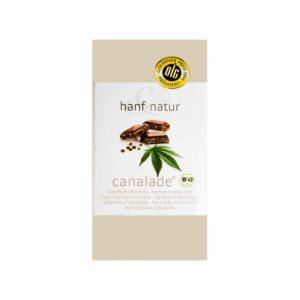 Chocolat au Lait au Chanvre Hanf&Natur