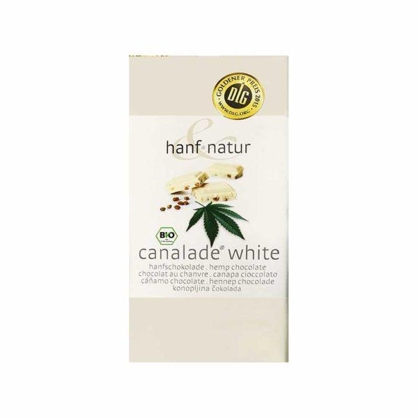 Chocolat Blanc au Chanvre Hanf&Natur