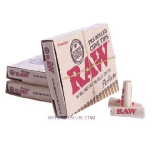 Cartons Perfecto Conique Pré-roulés RAW
