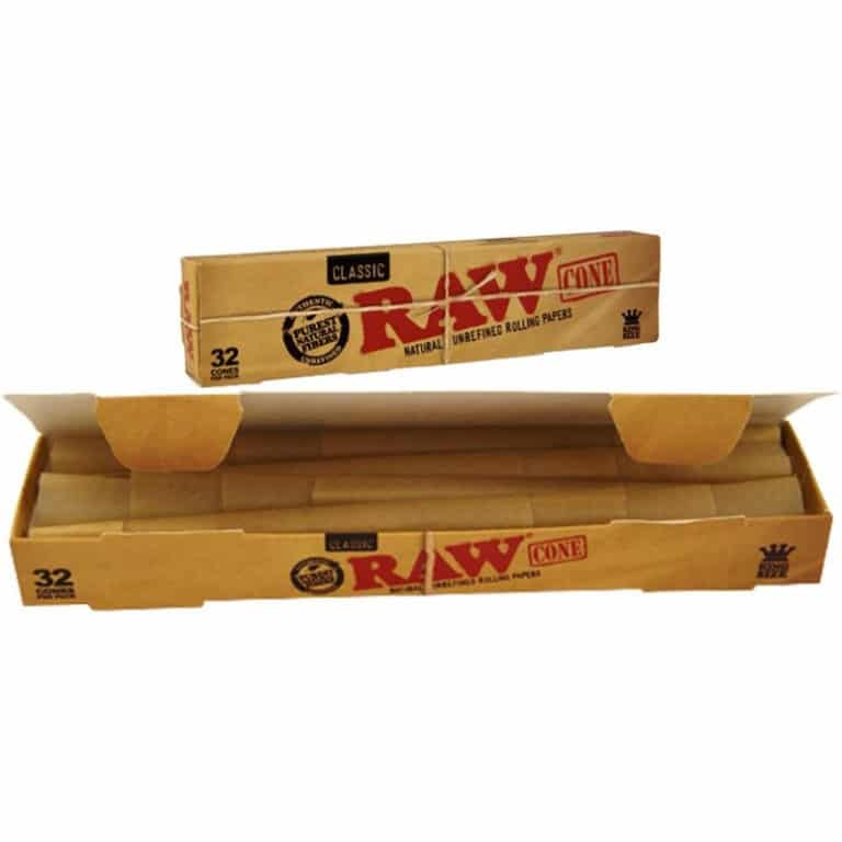 Pack de 32 Cône RAW