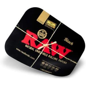 Plaque Aimantée pour Plateau RAW raw black