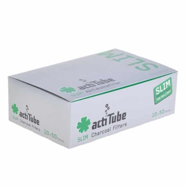 Filtre à Charbon Actif - ActiTUBE Slim x50