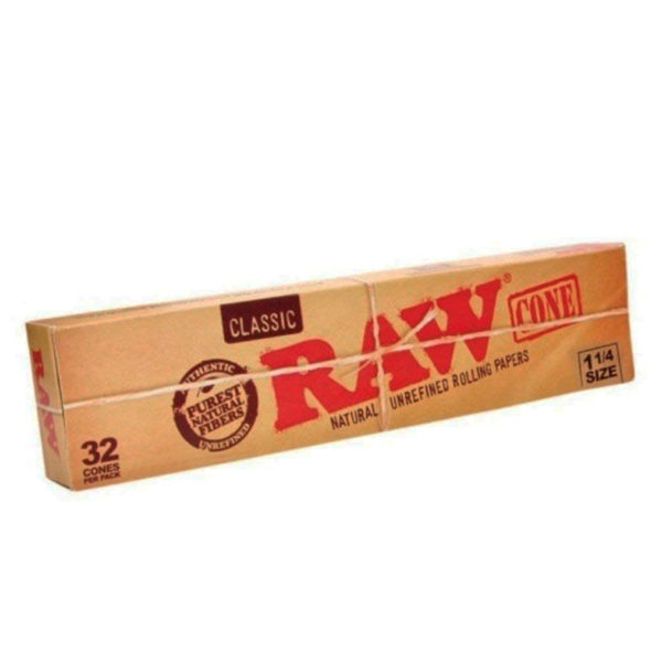 RAW 32 Cônes 1/4 size