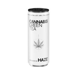 Thé Vert au Cannabis