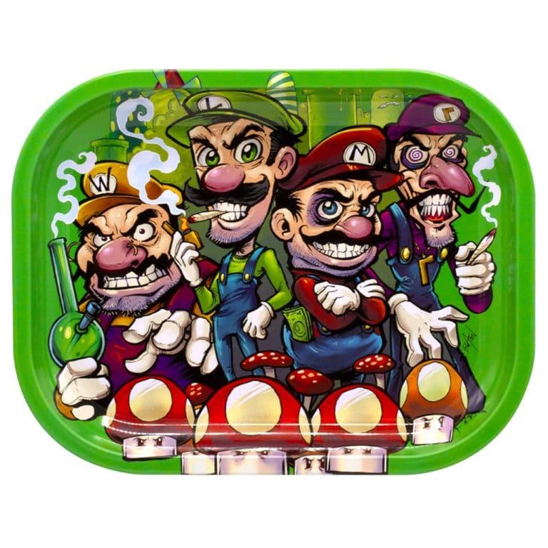 """Plateau à rouler """"Mario"""""""