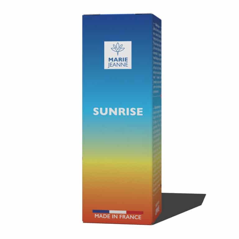 E-liquide CBD Sunrise Marie Jeanne